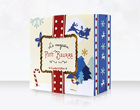 Petit Beurre Christmas Packaging / Limited Edition