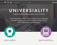 universiality