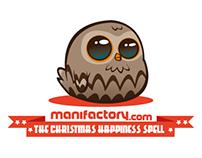Season's greetings by Manifactory