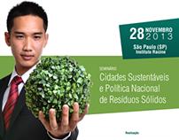 Seminário - Cidades Sustentáveis