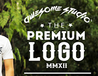 THE PREMIUM LOGO LOOKBOOK