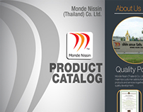 Product Catalogue | Graphic Design