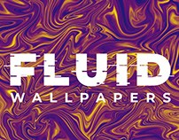 Fluid Wallpapers