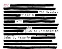 """""""JFK"""" Book Jacket"""