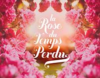 Céline Rosenberg - La Rose du Temps Perdu - Wine Label