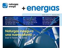 Naturgas +energias