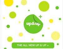 Up & Up Brand Revitalization