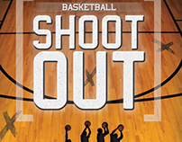 SNHU Basketball Shoot Out Flyer