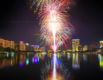 Lake Eola Fourth of July