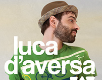 Luca D'Aversa - Album packaging