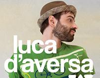 Luca D'Aversa - Album packaging