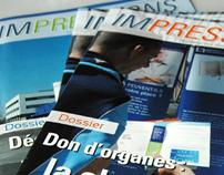 Magazine Impressions