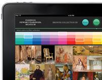 ISGM iPad App