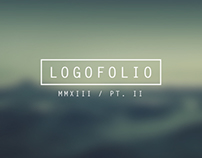 Logofolio 2013 / Pt. 2