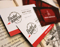 Rocket Roaster Brand and Website