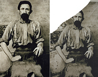 Photo Restoration - Rebuild Blacksmith