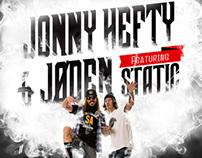 Jonny Hefty & Jøden - Branding