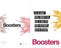 Boosters Juice Hut