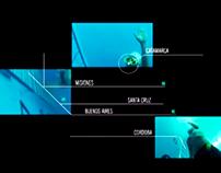 Video / Animación tipográfica