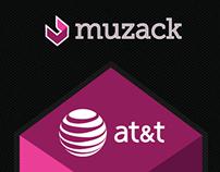 Muzack Music App