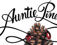 Auntie Pinecone & Little Ladybug