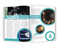 Game Informer Redesign
