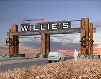 Wille Nelson Casino
