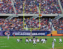 Chicago Bears: Soldier Field