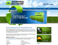 General Recycling Website 2013