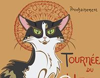 kala chat tricolore
