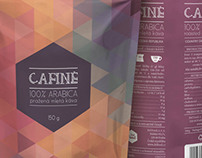 Cafiné: Coffee Packaging Design
