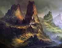 Achtorjah Mountain