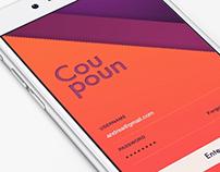 Coupoun App
