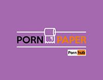 PORNHUB // Porn Paper