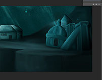 Step by Step FIRST Digital Painting
