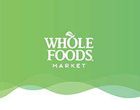 Whole Foods App Redesign