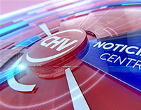 CHV Noticias - ReBranding 2015