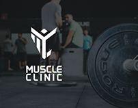 Muscle Clinic | Logo Design