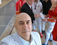 Fencing Champion: Bijan Sarhangpour