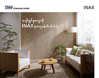 Client INAX Myanmar | B360 Digital Marketing
