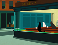 Hopper Cats