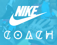 Nike Coach iPhone App