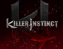Killer Instinct Game Art