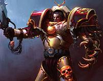 Mikhail Bloodrage - commission