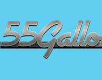 55Gallons Logo