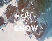 Vintage Winter & Christmas Slides