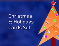 Christmas & Holiday Cards Design