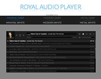 Royal Audio Player