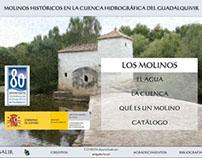 Molinos de la Cuenca Hidrográfica del Guadalquivir