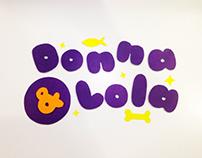 Lola & Donna - Dos peludos, un solo amor.